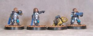 Dwarvember Grymn Troopers B