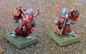 citadel chaos dwarf mortar crew